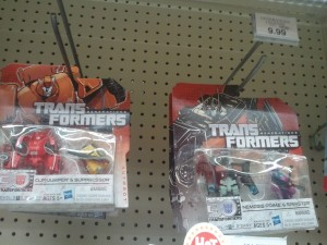 Transformers Generations Nemesis Prime, Cliffjumper Sighted at US Retail