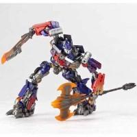 TFsource News: Revoltech #40 Sci-Fi Optimus Prime DX - preorder up