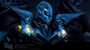 Transformers News: Transformers: Age of Extinction Concept Art by Warren Manser