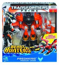 Transformers News: Transformers Prime Beast Hunters Voyager Predaking, Deluxe Wave 1, & Kre-O Packaging Shots, Transformers Rescue Bots Energize Chase with Chief Burns In-Package, and The Loyal Subjects Vinyl Figures