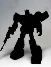 Transformers News: Takara Tomy Transformers Masterpiece MP-17 Prowl Teaser
