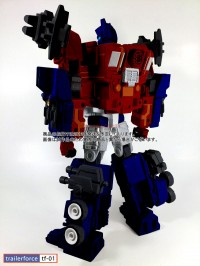 Colour Image of Xovergen Trailerforce TF-01