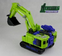 New Images of TFC Toys Exgraver (Hand Does Integrate in Alt Mode)
