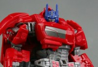 Transformers News: Toy Review of War For Cybertron Optimus Prime