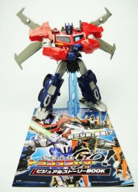 Transformers News: Transformers Go! Anime - Update