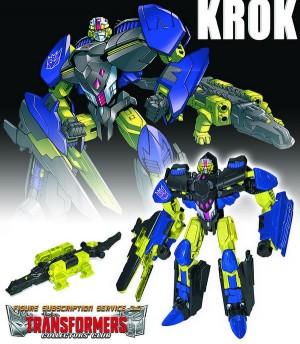 Transformers Collectors' Club Subscription Service 3.0 Now Open, Krok Artwork Reveal