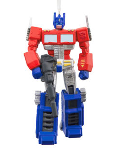 Transformers News: Steal of a Deal: Hallmark Transformers Christmas Ornament 53% off!