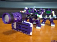 Toy Review of Perfect Effect's PE-11 Scouting Force X