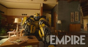 New Stills for Transformers Bumblebee Movie, featuring Bumblebee, Dropkick, Shatter
