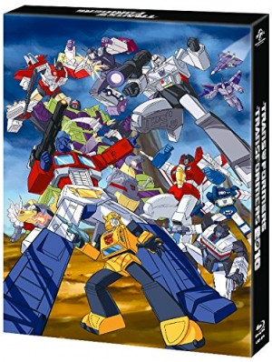 More Images of 3 Disk Blu-Ray Set of Japanese G1 Episodes