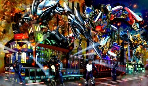 New Universal Studios Japan Night Parade Featuring Transformers & More