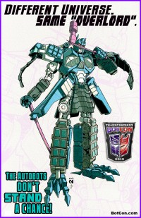 Transformers News: BotCon 2012 Non-Attendee Iacon Packages Now Available