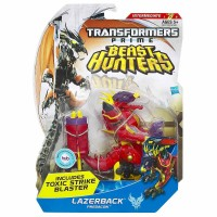 "Transformers News: Transformers Prime ""Beast Hunters"" Deluxe Lazerback, Wheeljack, & Soundwave Available @ ToysRUs.com"