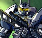 "Transformers Mosaic: ""Upgrades."""