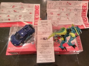 Transformers News: AoE Deluxes And Power Attackers Wave 2 Sighted At Ret
