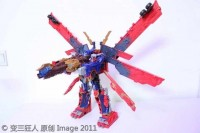 Asian Market Exclusive Year of the Dragon Ultimate Optimus Prime In-Hand Images