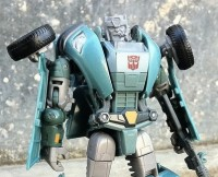 "Transformers News: New Images of iGear's ""Cygar"" Kup Replacement Head"