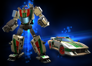 Transformers News: G1 Wheeljack Joins Kabam's Transformers: Forged to Fight