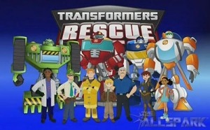 Transformers: Rescue Bots Episodes 5-7 Listings