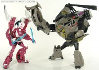 New Toy Galleries: Takara Animated Blackout and Arcee
