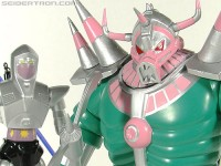 New Toy Galleries: Impossible Toys Nightbird and Quintesson Bailiff