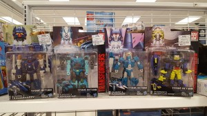 Transformers News: Steal of a Deal: Titans Return Deluxe Class Figures Discounted at Retail