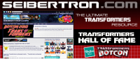 POLL: Transformers Hall of Fame...Time For You To Cast Your Vote!