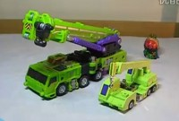 Transformers News: TFC Toys Dr. Crank Chinese Video Review