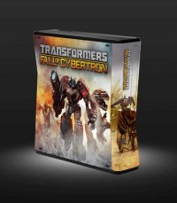 Transformers News: Win a Custom, One of a Kind Transformers: Fall of Cybertron Xbox 360 Console