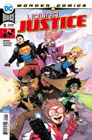 Transformers News: Transformers Hot Rod Easter Egg in DC Comics' Young Justice #1