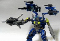 Transformers News: DOTM Topspin Video Review
