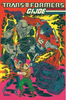 Transformers News: WORLDS COLLIDE IN NEW TRANSFORMERS / G.I. JOE ONGOING SERIES! - Official Press Release