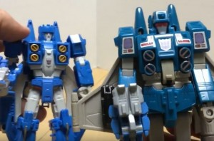 Transformers News: Video Review of Takara Legends LG-55 Slugslinger
