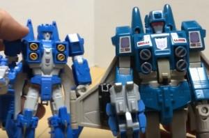 Transformers News: Video Review of Takara Legends LG-55 Slugslinger