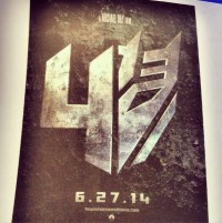 Transformers News: Transformers 4 News Round Up: Teaser Poster, Images and Video from Central Texas Filming, First Chinese Corporate Sponsor, Giant Ramp Being Built in Detroit