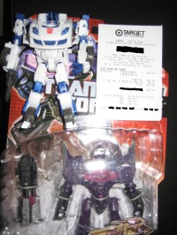 Transformers News: Transformers Generations: Fall of Cybertron Deluxes Found at Retail