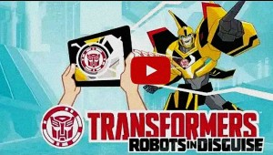Transformers News: Official Transformers Robots In Disguise Mobile Video Game Now Available