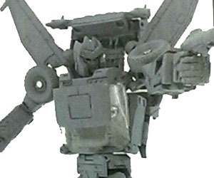 Transformers News: Transformers Masterpiece MP-25 Tracks Prototype Revealed