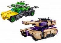 Transformers News: Takara Tomy Transformers Generations TG-21 Springer and TG-22 Blitzwing Listed