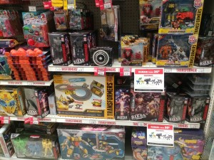 Toysrus Canada Filled to the Brim for the Holiday Season and Sales on Transformers Exclusives