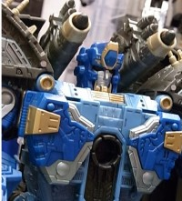 Transformers News: New Images of 2010 Campaign Primus and Lucky Draw Animated Optimus Prime