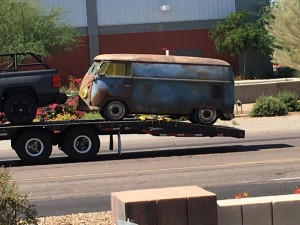 Transformers News: More Vehicle Images - Transformers: The Last Knight Filming in Arizona