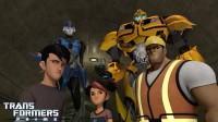 "Transformers Prime ""Tunnel Vision"" Teaser Image"