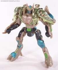 Transformers News: Rare Beast Wars Transmetals 2 Green Ramulus on eBay