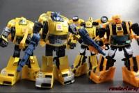 Upcoming Renderform Classics Bumblebee Kits: Goldbug, Hubcap, & Bumper
