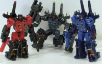 Video Review of Perfect Effect; PE-01F & PE-01R Shadow Warriors