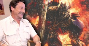 Transformers News: Transformers: Age of Extinction Release DVD and BluRay - Peter Cullen Interview on Legacy of Prime