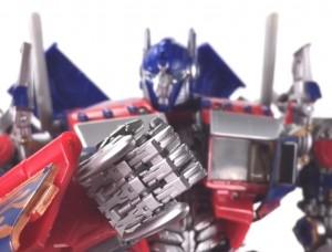 Transformers News: Video Review Takara Tomy Asia APS-01U Ultimate Optimus Prime