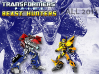 Transformers News: Hasbro Applies for Beast Hunters Trademarks - Update: Transformers Prime Season 3