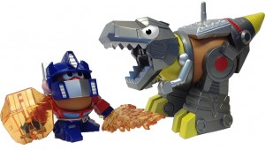 Transformers News: Toy Fair 2014 Coverage - Official Hasbro Product Images (Potato Head)